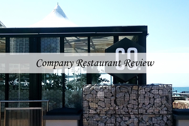company-restaurant-reveiw