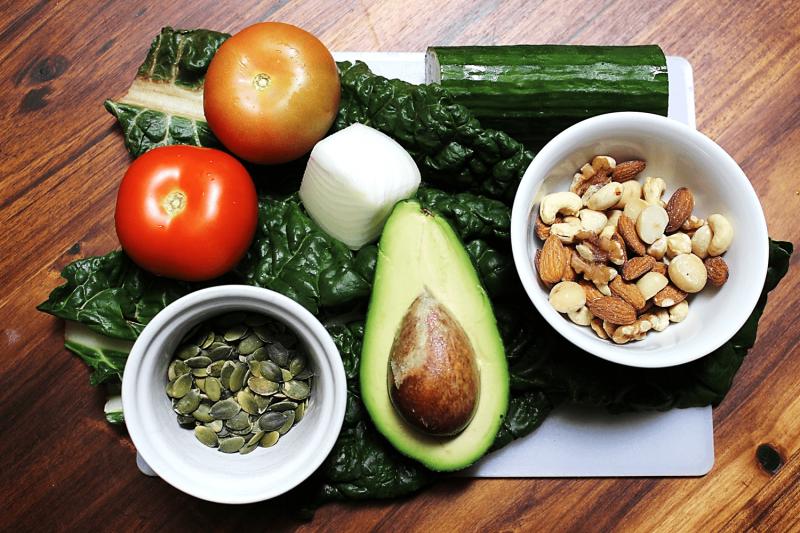 Simple salad-min